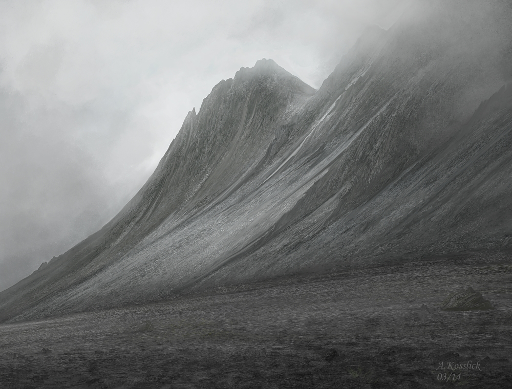 iceland mountains attempt xb2 by andrekosslick