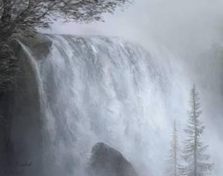 wildwater study 13 by andrekosslick