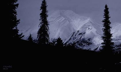 attempt alaska glacier 12b by andrekosslick