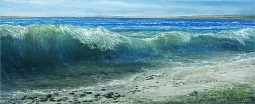 wave attempt by andrekosslick