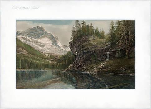 mountain landscape attempt 5b