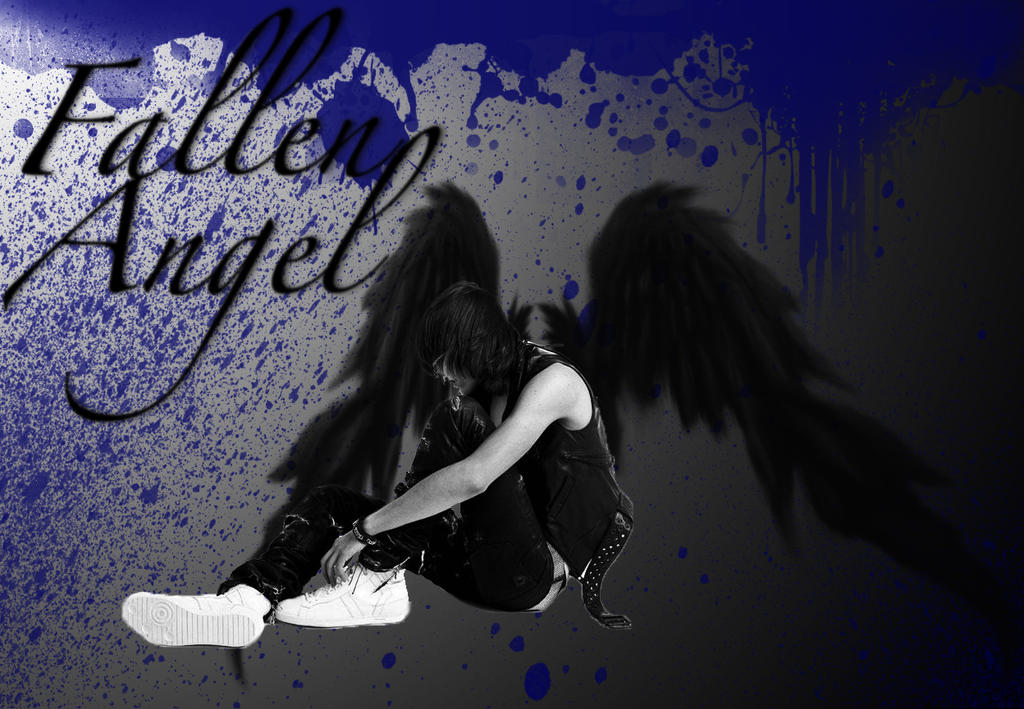 Patch - Fallen Angel by ShaydedxLightning