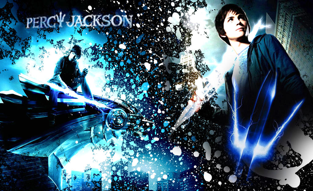 Percy Jackson Wallpaper by ShaydedxLightning ...
