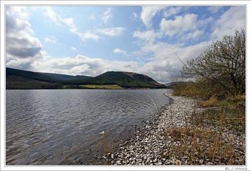 St Mary's Loch by Koekiemonster