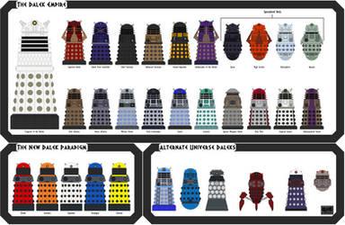 Daleks (corrected)