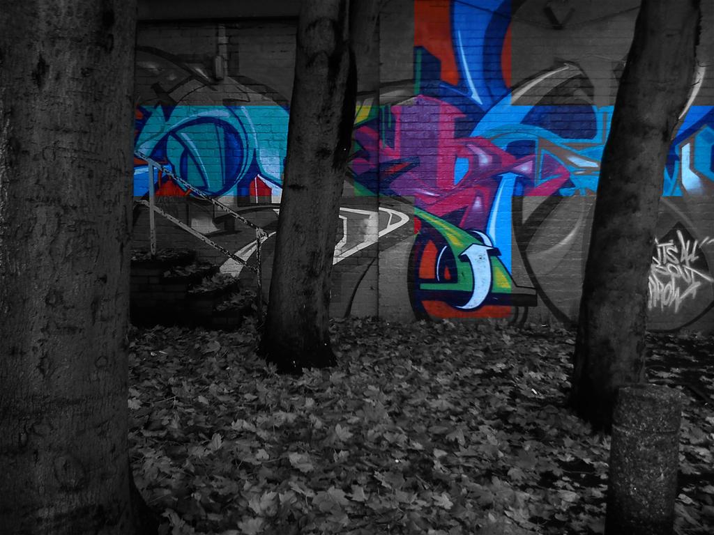 Urban Nature by OYouthna