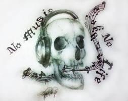 No Music, No life by ML-Cloud9