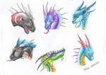 Dragon Heads II