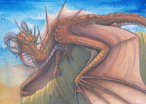 Chilling Dragon