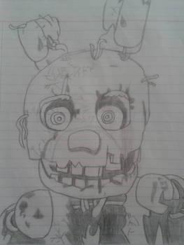Springtrap's Portrait
