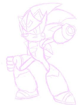 Sum Sketch: Sonic Man