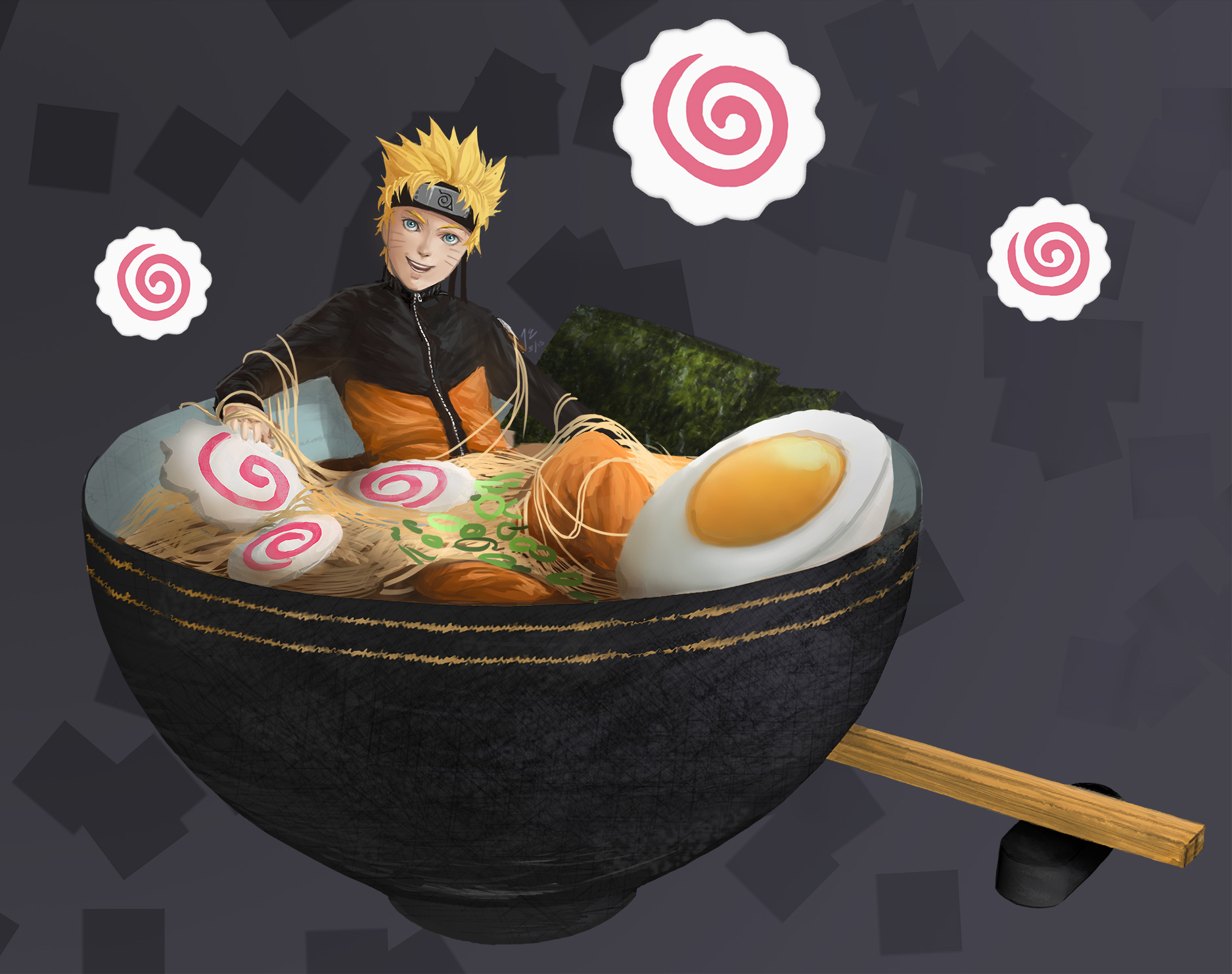 Naruto Ramen by En-so
