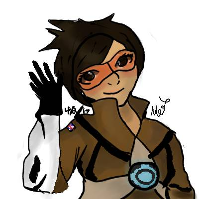 Tracer  by Snoodels