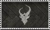 Demon Hunter Stamp by NatsumeRyu