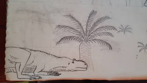 Morrison flora and fauna (with updated cycad)