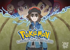 Pokemon Lega Millennio Art