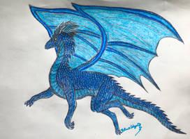Gift: Shiden by BlueWyst