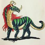 Lycan the Tiger Dragon!