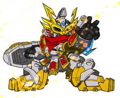 SD Gundam PHYSARIS