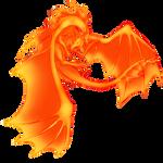 Dragon cave - Magi Dragon