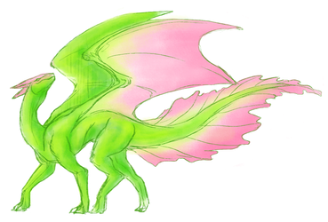 Dragon Cave - Spring Seasonal Dragon