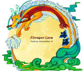 Dragon Cave - Shimmer scale