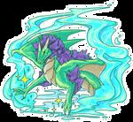 Dragon Cave - Undine Dragon