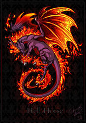 Dragon Cave - Hellhorse