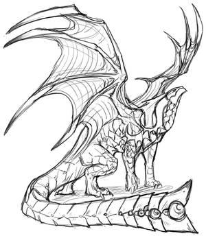 DragonCave - Desipis Dragon