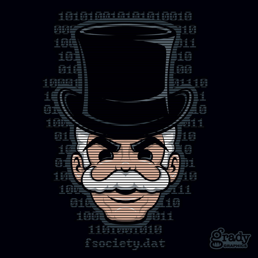 Mr. Robot FSociety Mask by JoeGrady on DeviantArt