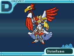 DivineRamon by StriderTheReaper