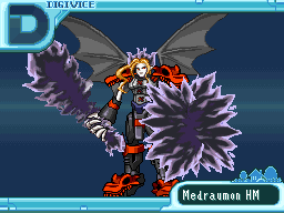 Medraumon Hellfire Mode by StriderTheReaper