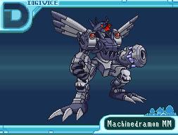 Machinedramon Mecha Mode by StriderTheReaper