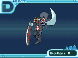 Belethmon Tyrant Mode by StriderTheReaper