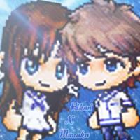 (Battle 2) Hikari X Manaka [Nagi No Asukara] by Amizztor