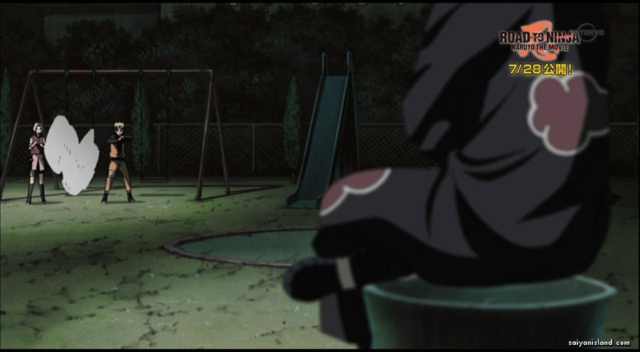 Road to ninja NaruSaku vs Tobi 3 by EmptyEmotionBox