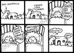 Comic - Evil Chinchilla