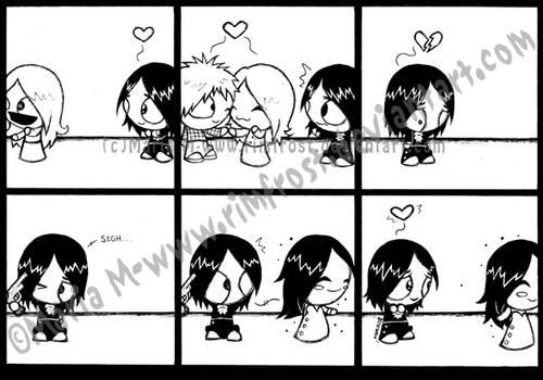 COMMISSION - Broken Love