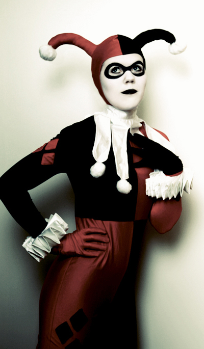 Harley Quinn by Rimfrost
