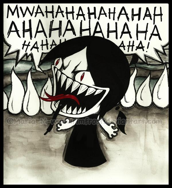 Evil Laugh by Rimfrost on DeviantArt