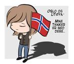 To my fellow Norwegians
