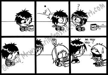 Comic - Pocky by Rimfrost