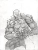 Venom by Graphitestreak