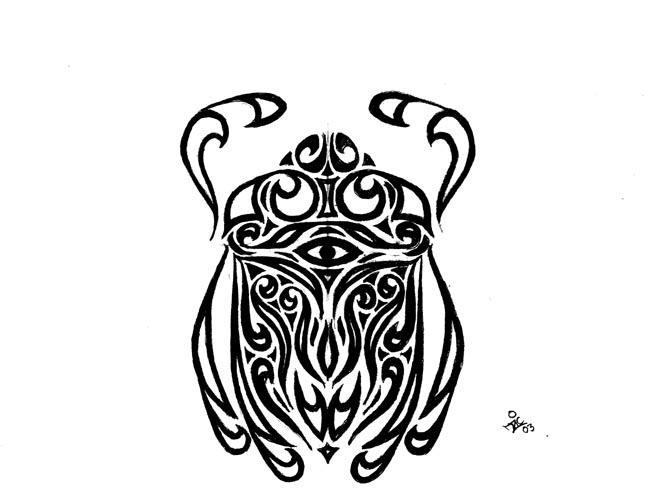 Scarab Beetle Tattoo by Graphitestreak on DeviantArt