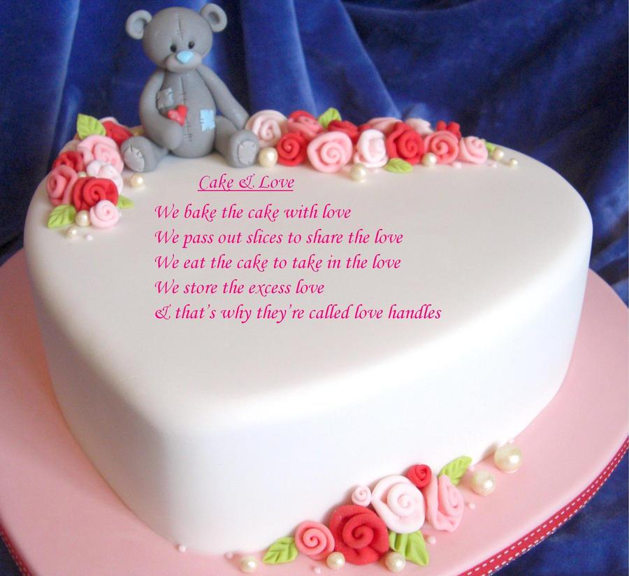 Pin Poems Funny Valentine For Kids Cake On Pinterest
