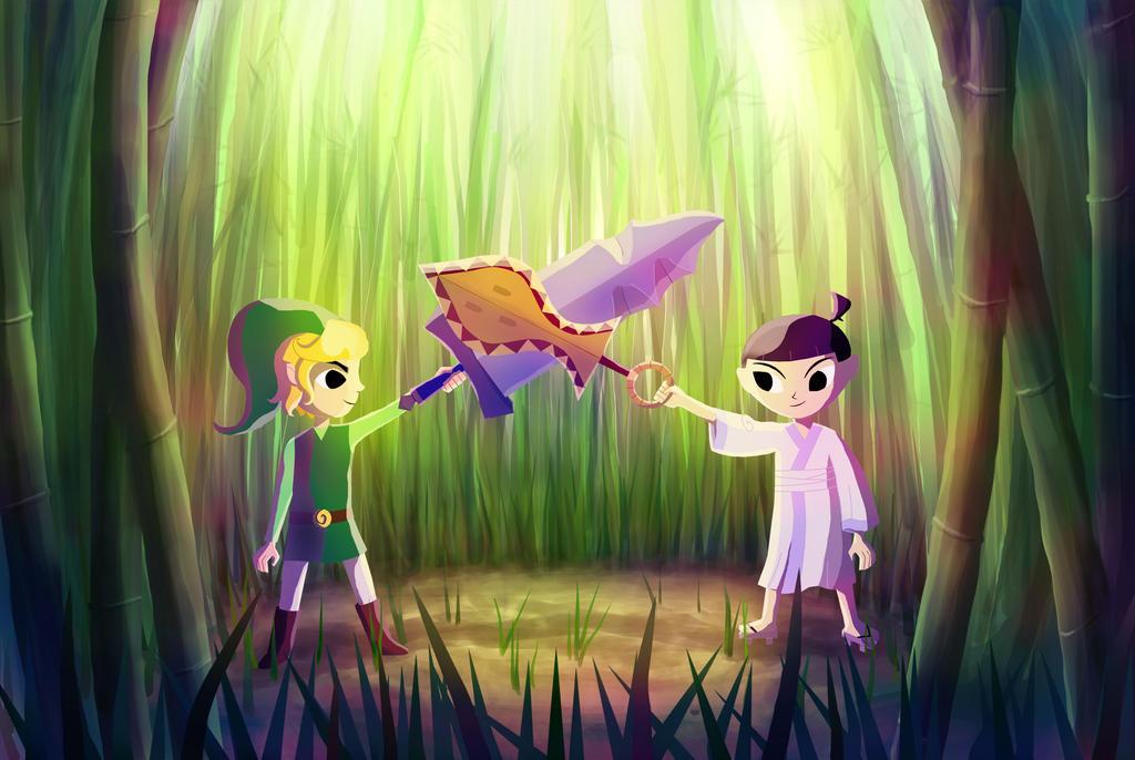 Little Legends by Nummonkee