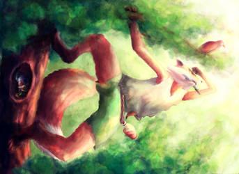 Link's Blacklist III - Keaton by Nummonkee
