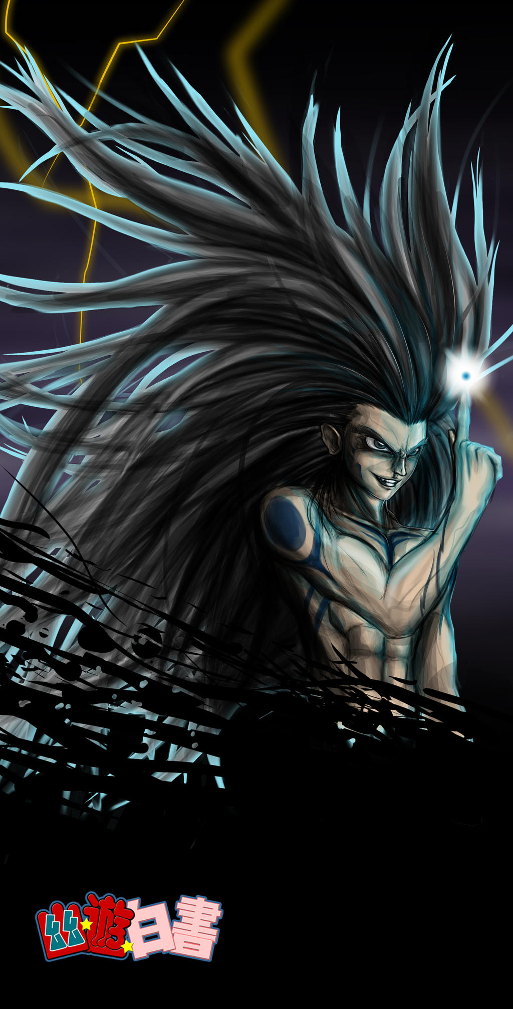 yusuke by flangeloni on deviantart