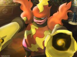 Pokemon: Ready for Battle by mark331