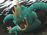 Pokemon: Feraligatr